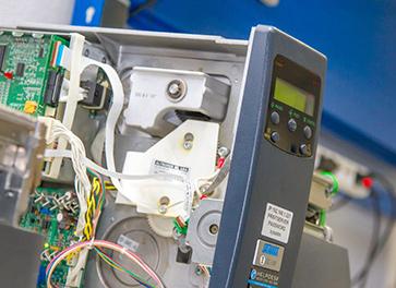 Assitência técnica a impressoras de etiquetas