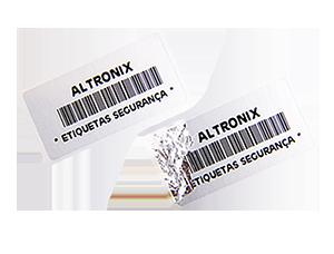 Etiquetas Segurança