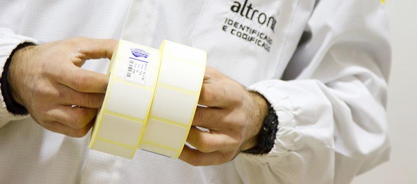 Fabrico de Etiquetas Altronix