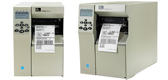 Impressora Zebra 105SL Plus