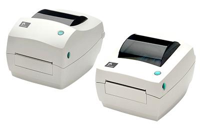 Impressoras Zebra GC