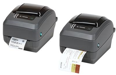 Impressoras Zebra GX