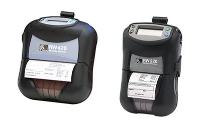 Impressoras Zebra RW