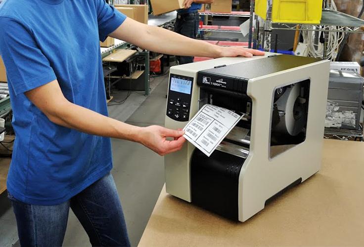 Impressoras Zebra Série Xi