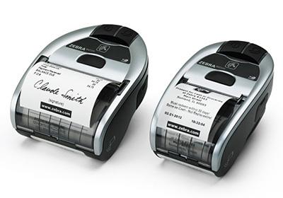Impressoras de etiquetas Zebra Série iMZ