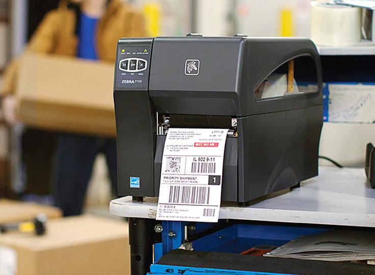 Impressoras Zebra Série ZT