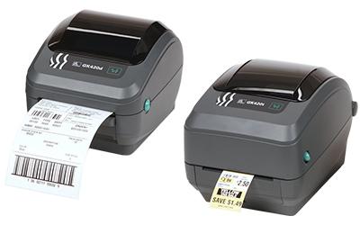Impressoras Zebra GK