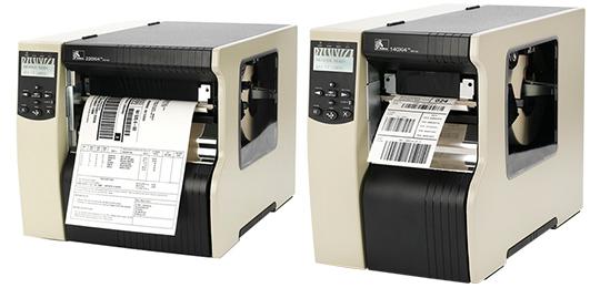 Impressoras Zebra Xi4