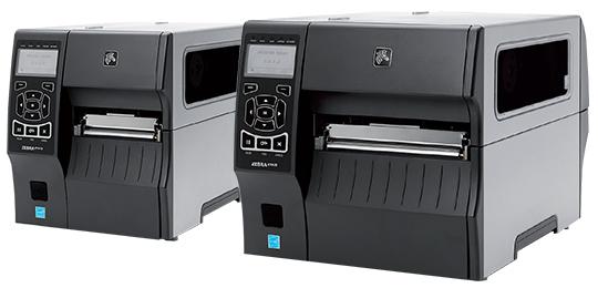 Impressoras Zebra ZT400